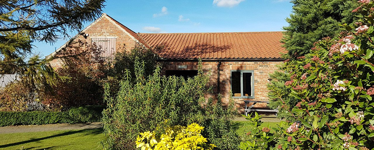 Self -catering holiday cottage in Lincolnshire