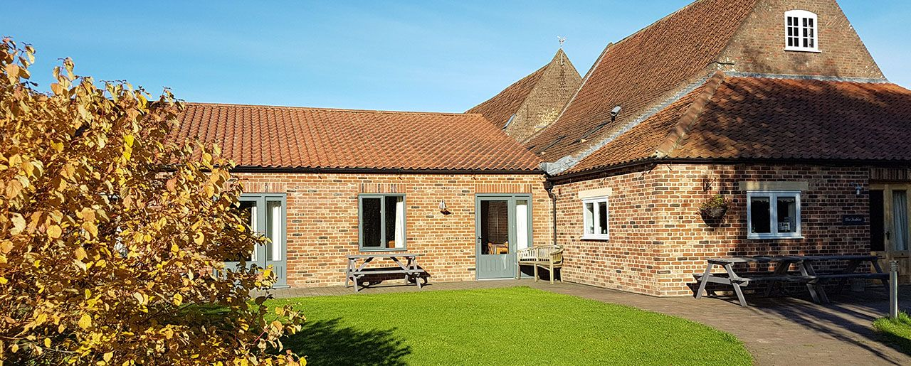Wheelchair friendly holiday cottage, Beech Cottage