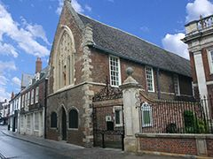 The Guildhall in Boston Lincolnshire